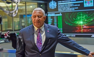 Thumbs up for Bainimarama, Fiji's green bond listing