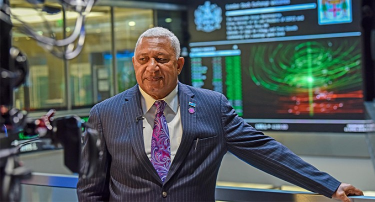 Thumbs up for Bainimarama, Fiji's green bond listing