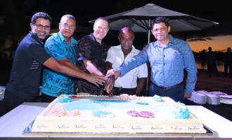 Fiji Marriott Hailed A 'Sucess Story' At First Birthday Celebrations