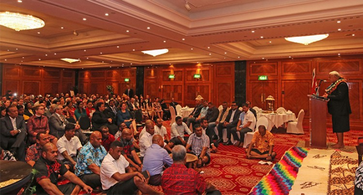 Fijians United Stronger Than Ever  Before, Says PM Bainimarama