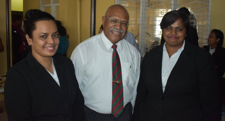 Work Shall Resume On The 1997 Constitution If We Win Majority Seats, Says Rabuka
