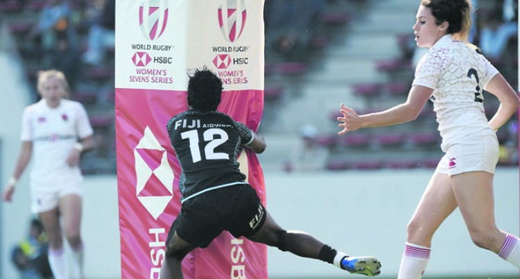 Fijiana In Cup Quarters