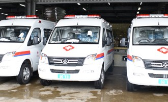 Medical facilities have enough ambulance services: Akbar