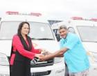 New Ambulances To Lift Medical Services