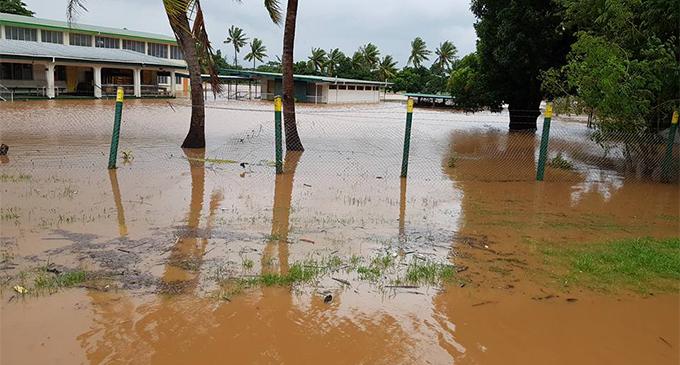 Ba flood