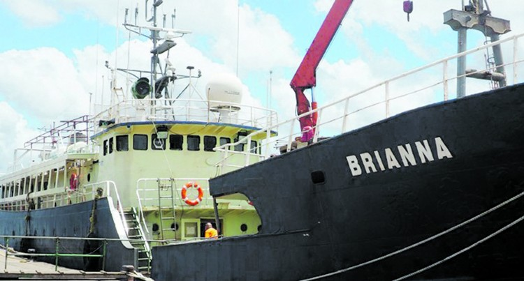 MV Brianna To Take Rations To Rotuma
