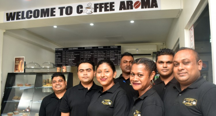 Returning Fijian Couple Opens Coffee Shop In Nadi