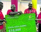 Pacific Energy Backs Coke Games