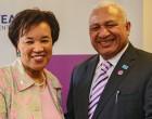Top Official Meets PM, Praises Fiji