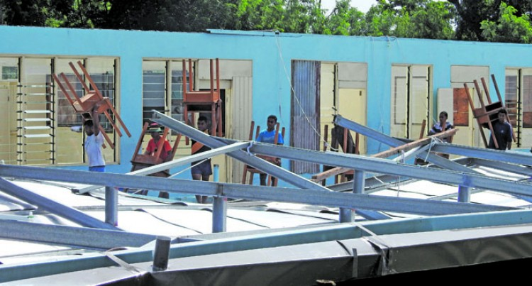 Cyclone Rage Bores Down On Cawaci Again