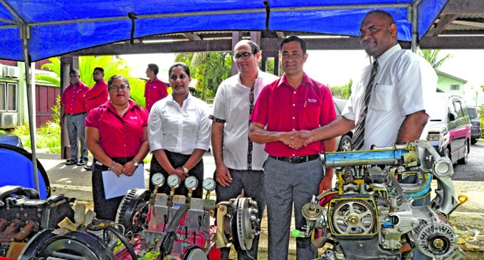 Asco Motors Gives Back To Training Centre