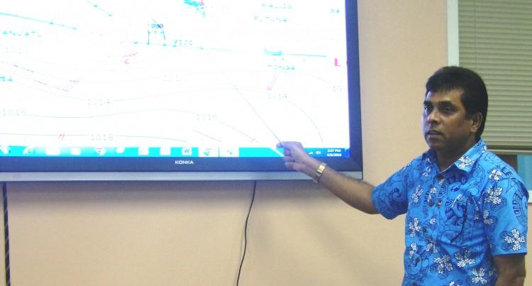 Meteorological Office Clarifies Report On Radars