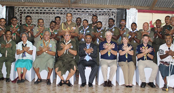 President: Young Scouts Can Be Role Models