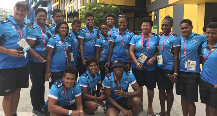 Fijiana Teams Up