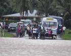 Students, Workers Stranded
