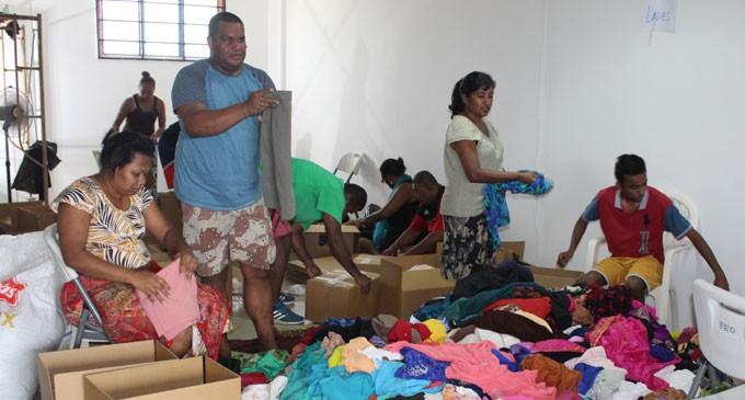 PM Bainimarama Commends Public Support