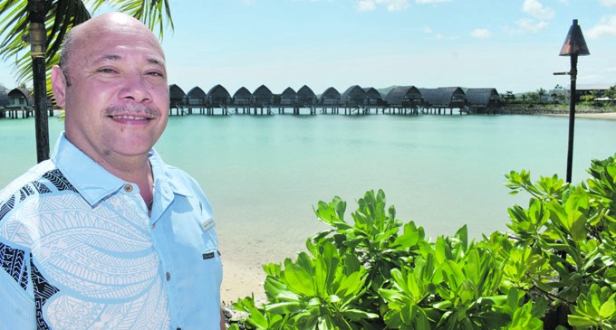 Greg Underwood – Fiji Marriott's Longest Serving Staff Member