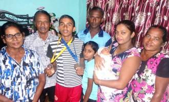 Double Celebration For Xavier Gold Medallist