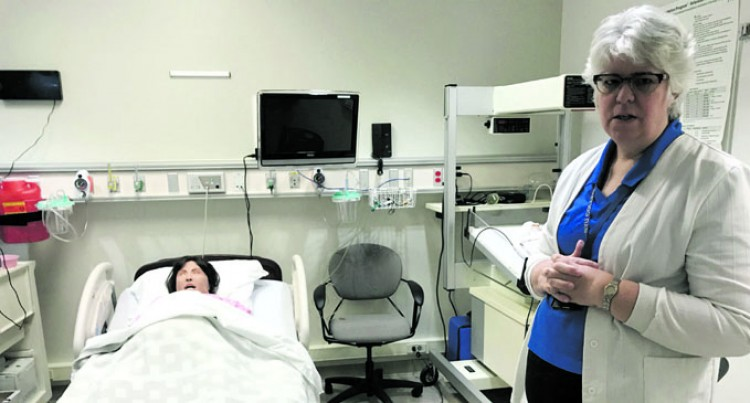BYU Nursing Students To Do Service Projects Here