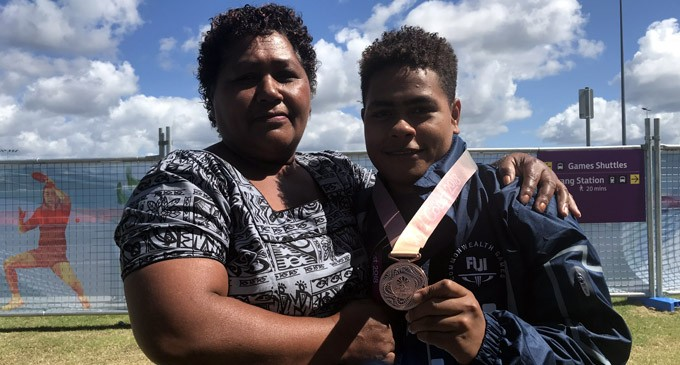Teary Mum Proud Of Vaivai