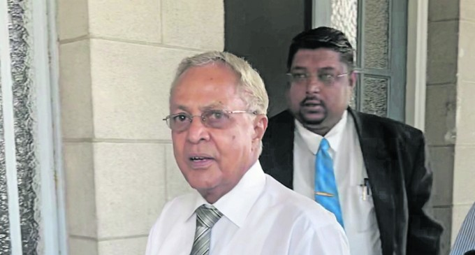 FLP's Chaudhry Strike Out Application Hearing on May 9