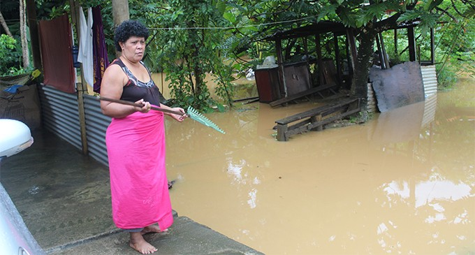 Drainage woes raise residents' ire