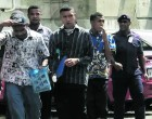 Further Remand For 5 Men Accused Of Assaulting Police Officer