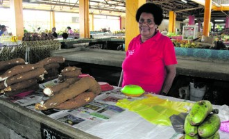 Roadside Markets Fail To Deter Grandmother