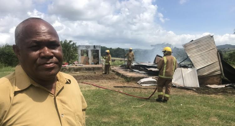 Blaze Causes $20,000 Damage