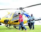 Govt Team Checks TC Keni Damage