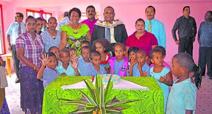 School Proud Of Kindergarten Opening