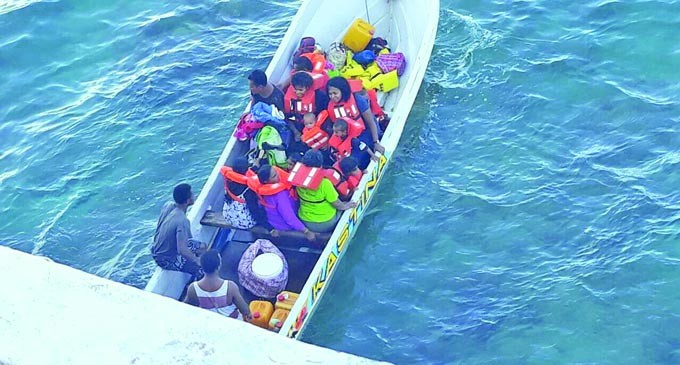 Passenger Lauds Swift Action Of Ship Crew During Ordeal