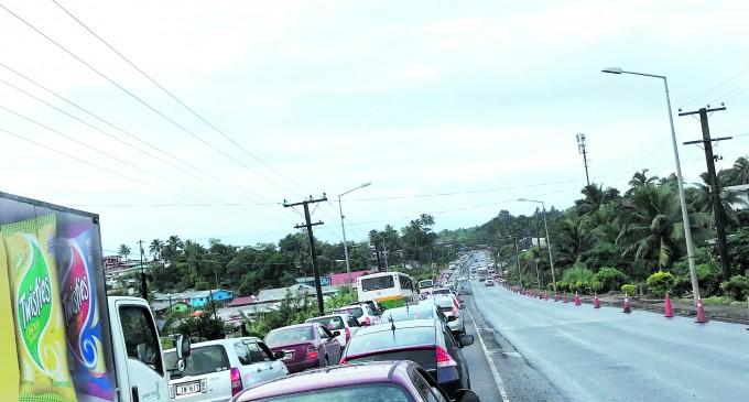 Roadworks Raise Public's Ire