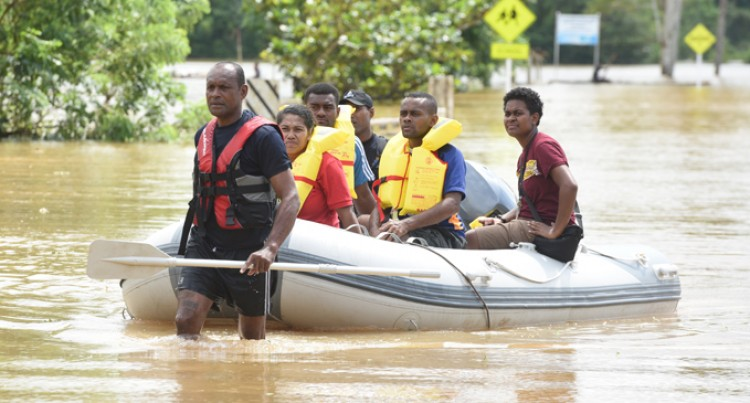 335 Evacuees Safe In  Eight Centres In Naitasiri