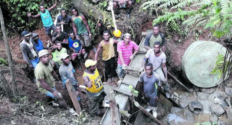 Clean Water For Residents After 40 Years