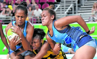 Unranked Tonga Scare Pearls