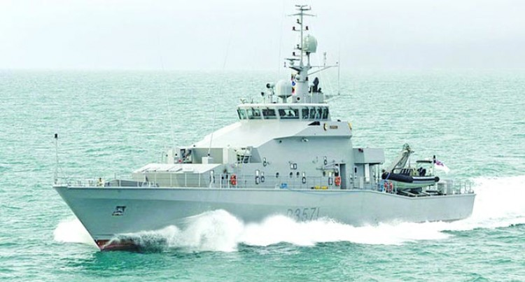 Operation Targets Illegal Fishing