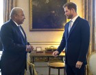 Prince, PM Talk Climate Issues
