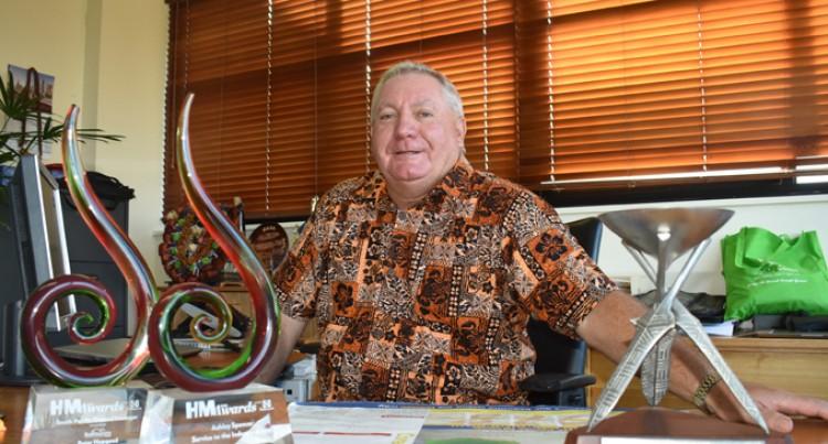 Tracing Hopgood's Time in Fiji