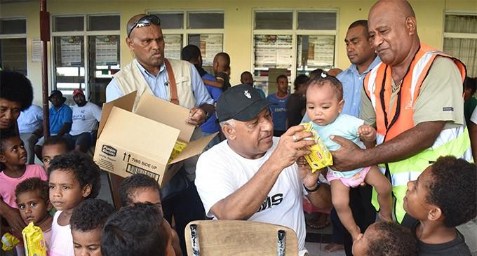 Seruiratu: Govt Doing All It Can to Help All Farmers