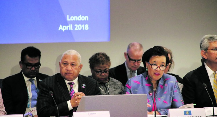 Tackle Climate Change,  PM Urges CHOGM Leaders