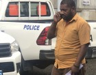 Bribery claim lands motorist in court