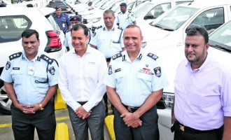 No Special Limits For Govt Vehicles
