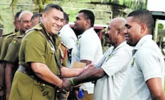 Sinai Battalion Changeover Begins