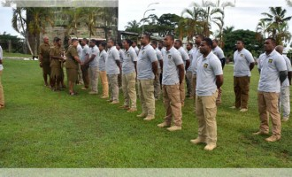 Soldiers Reminded Of Duty To Nation As General Election Approaches