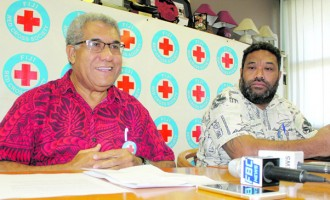 Australian Cash Helps Cyclone Victims