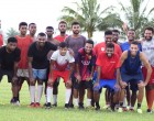 Rewa Keen For First Win