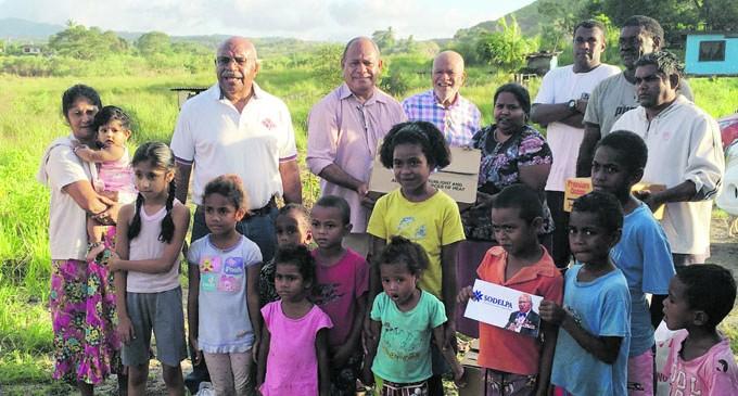 Register To Vote, Rabuka Urges Villagers