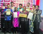 Fiji Sun Awards Easter Competition Winners