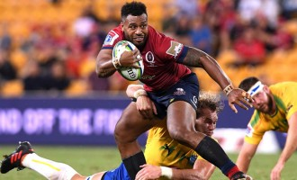 Kerevi To Earn 50th Reds Cap
